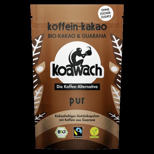koawach Bio Trinkschokolade Pur