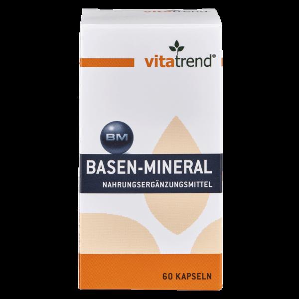 vitatrend Basen-Mineral Kapseln