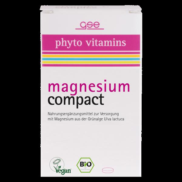 GSE Bio Magnesium Compact
