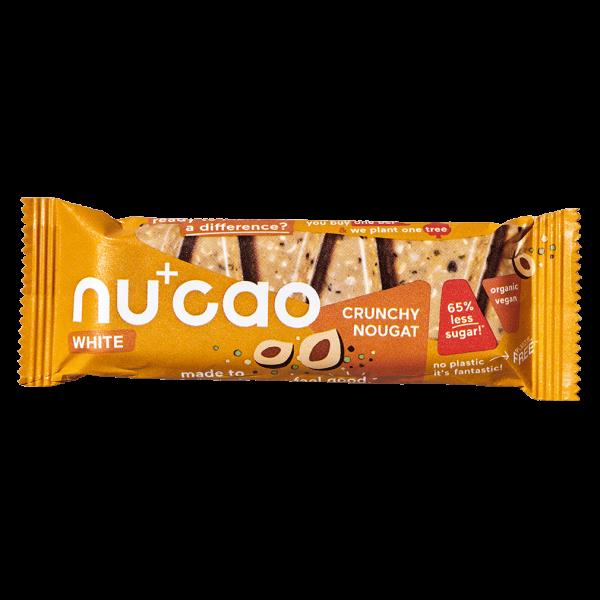 Nucao Bio Crunchy Nougat white