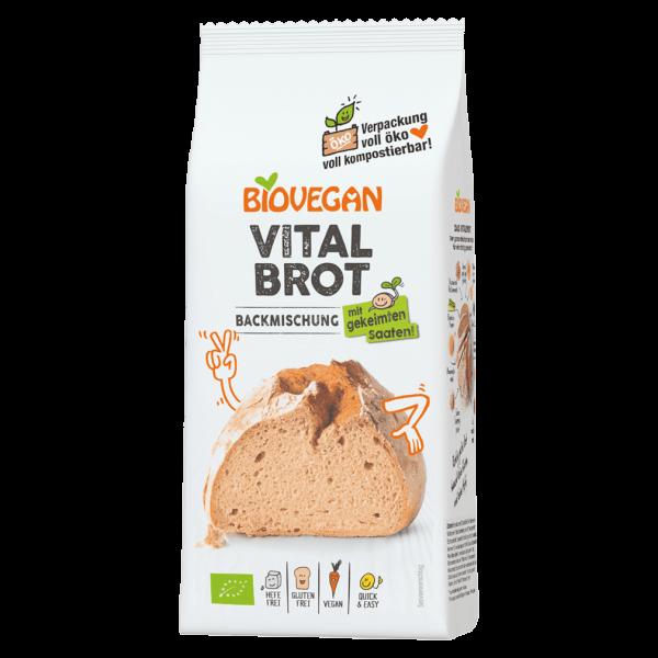 Biovegan Bio Vital Brotbackmischung
