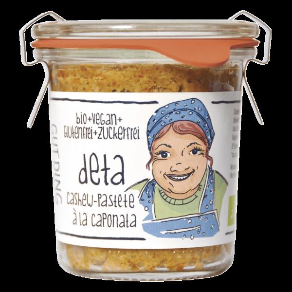 GutDing Bio Cashew-Pastete Deta
