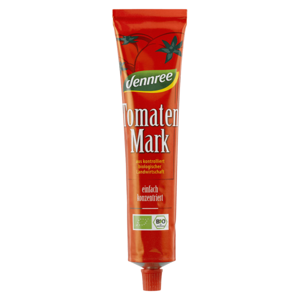 dennree Bio Tomatenmark, 150 g
