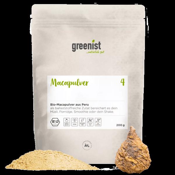 greenist Bio Macapulver