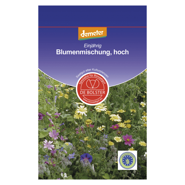 DE Bolster Bio Blumenmischung, hoch