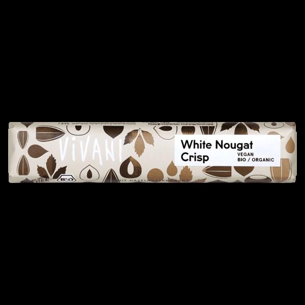 Vivani Bio White Nougat Crisp