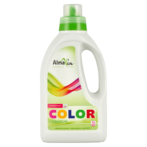 AlmaWin Flüssigwaschmittel Color