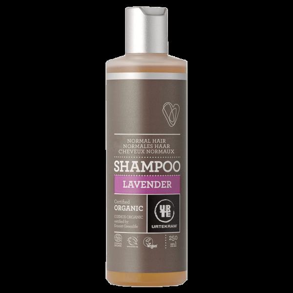 Urtekram Lavendel Shampoo für normales Haar, 250ml