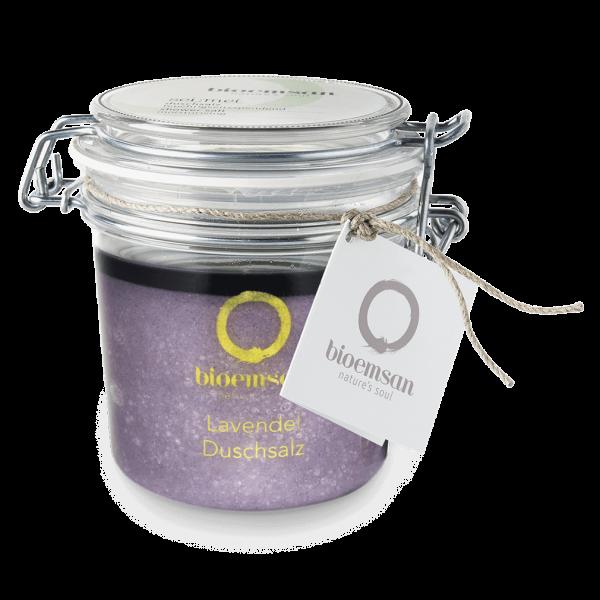 bioemsan Badesalz Lavendel, 500g