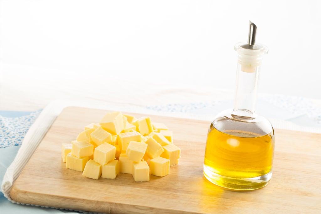 Butter-Öl-Umrechner
