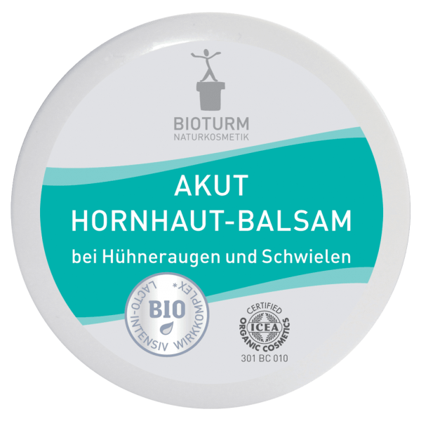 Bioturm Naturkosmetik Akut Hornhaut-Balsam Nr. 84, 30ml