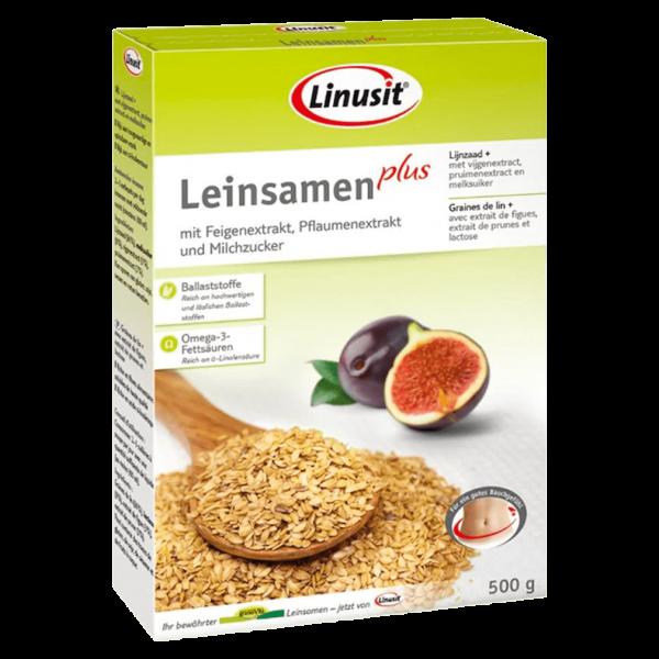 Linusit Leinsamen plus