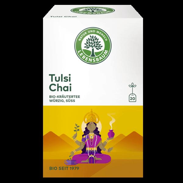 Lebensbaum Bio Tulsi Chai, 40g