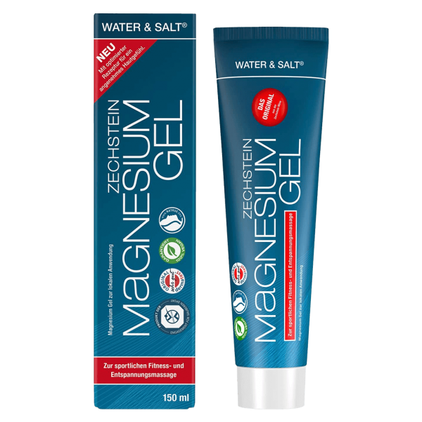 Water & Salt Zechstein Magnesium Gel