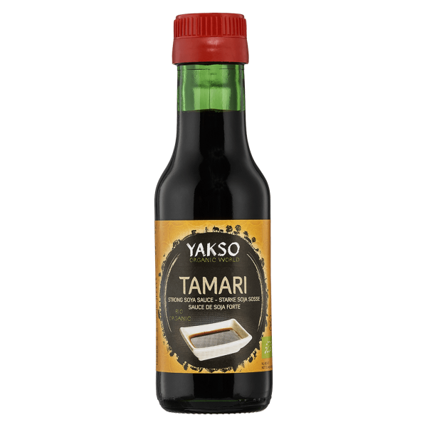Yakso Bio Tamari Sojasauce