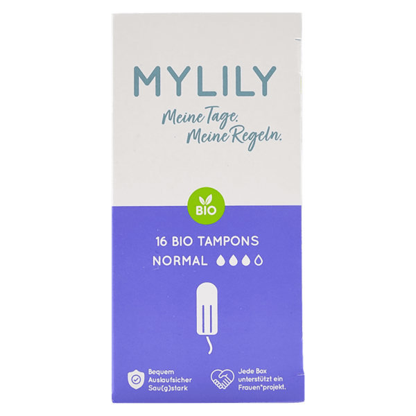 Mylily Bio Tampons