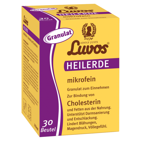 Luvos Heilerde mikrofein 30 Beutel