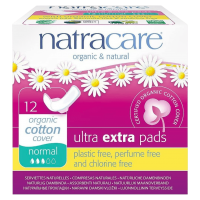 Natracare Ultra Extra Damenbinde Normal