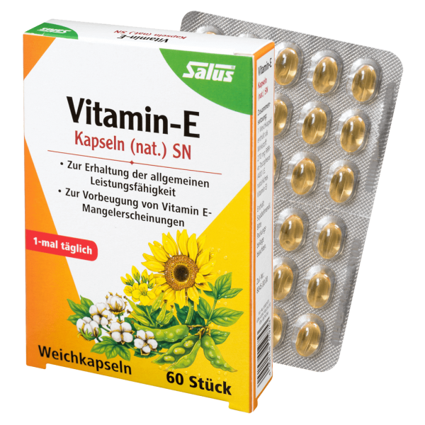 Salus Vitamin E Kapseln
