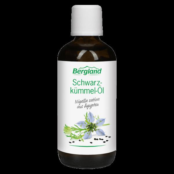 Bergland Schwarzkümmel Öl