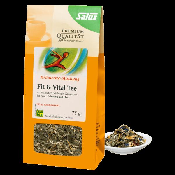 Salus Bio Fit & Vital Tee