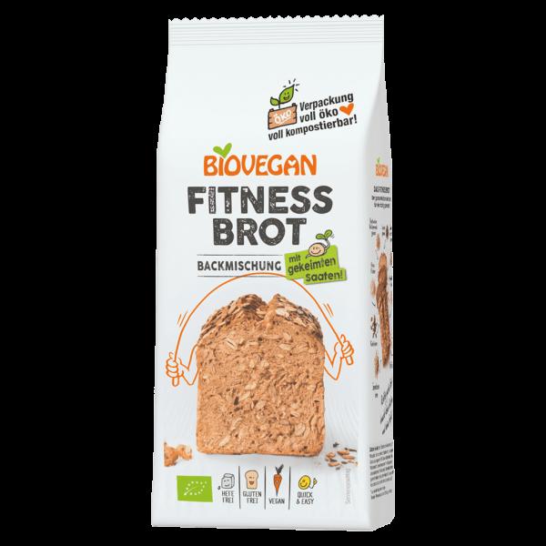 Biovegan Bio Fitness Brotbackmischung