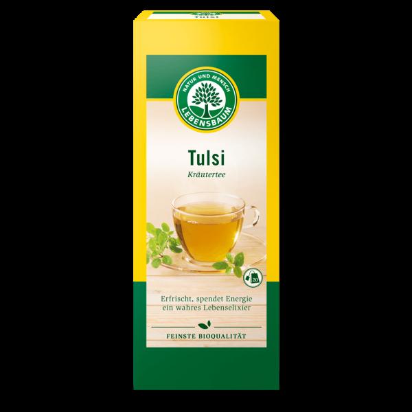 Lebensbaum Bio Tulsi Tee, 20Btl.