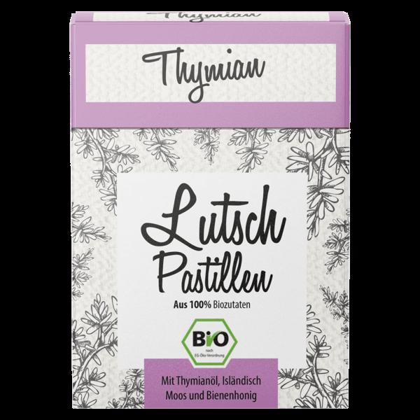 Aries Bio Lutsch-Pastillen Thymian