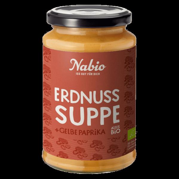 NAbio Bio Erdnuss Suppe
