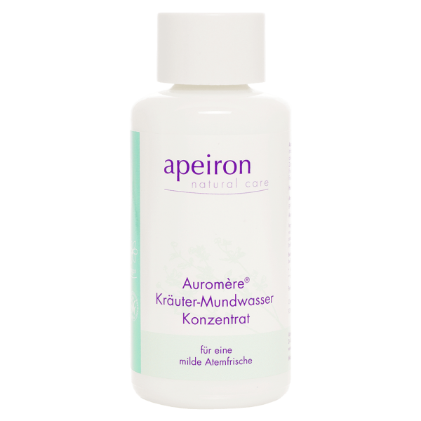 Apeiron Auromère® Kräuter-Mundwasser Konzentrat, 100ml