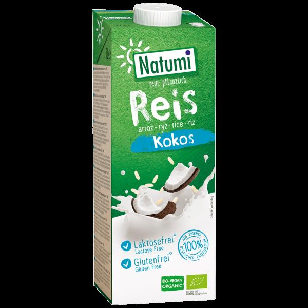 Natumi Bio Reis-Kokos Drink
