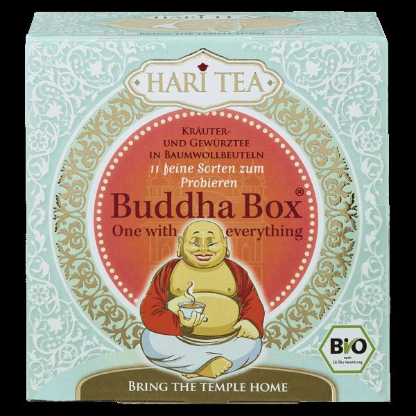 Hari Tea Bio Buddha Box