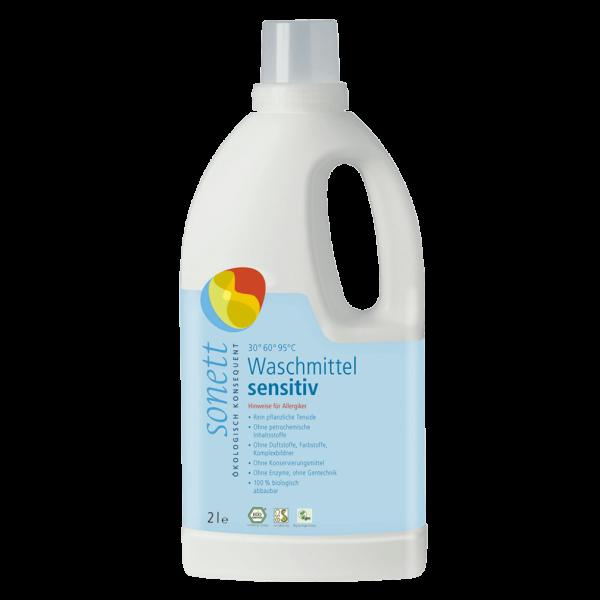 Sonett Flüssigwaschmittel sensitiv