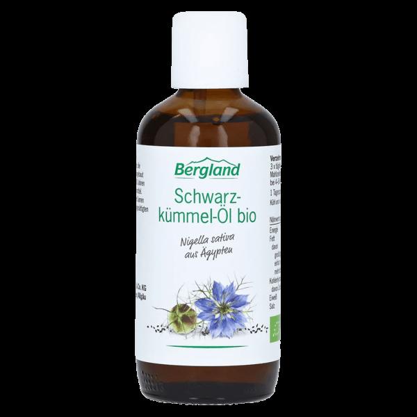 Bergland Bio Schwarzkümmel Öl