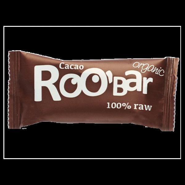 Roobar Bio Kakao-Cashew Riegel