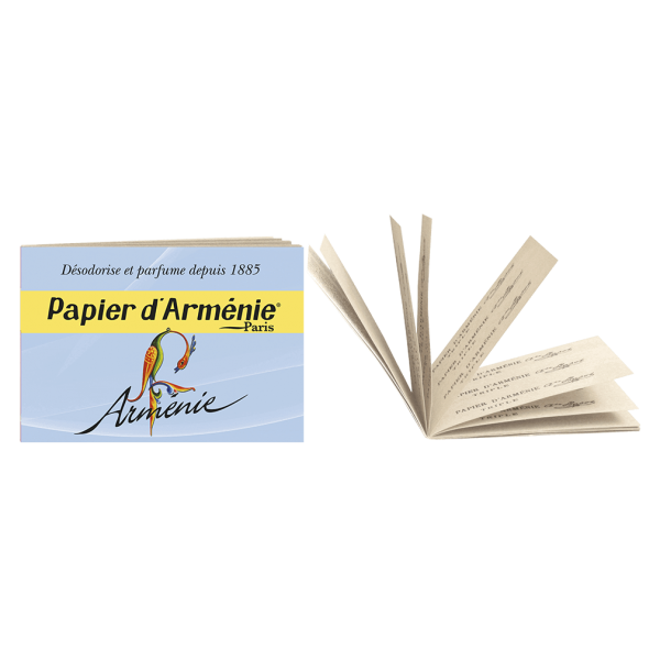 Papier d'Armenie Armenisches Duftpapier Annee
