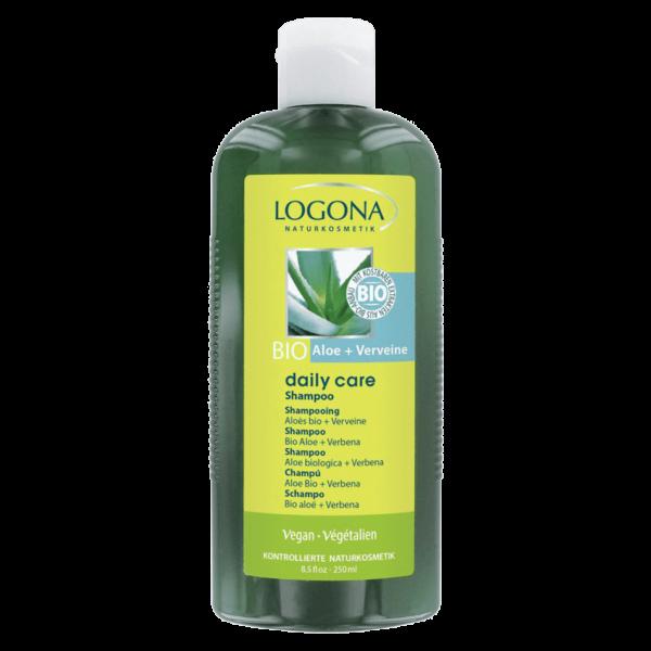 Logona daily care Shampoo Aloe + Verveine