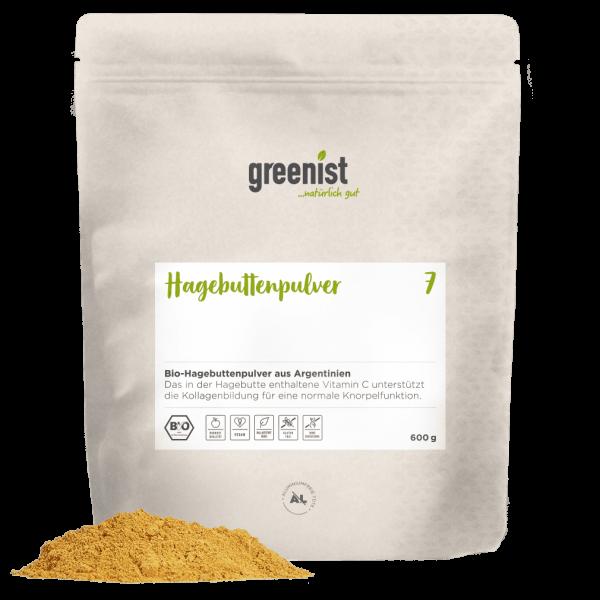 greenist Bio-Hagebuttenpulver