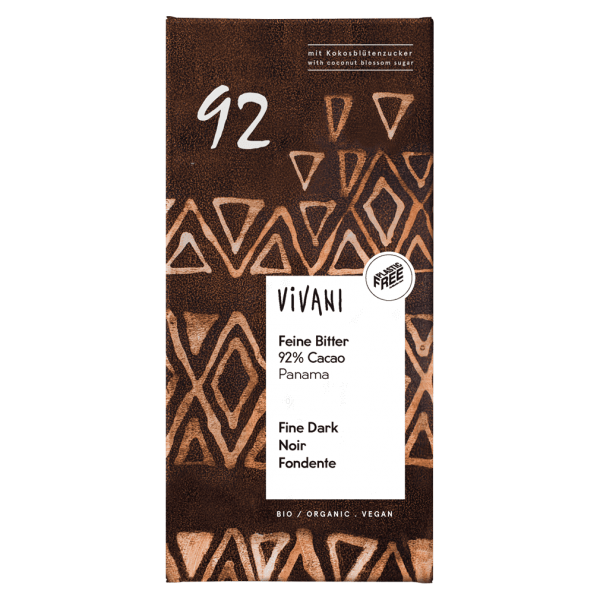 Vivani Bio Feine Bitter 92% Cacao