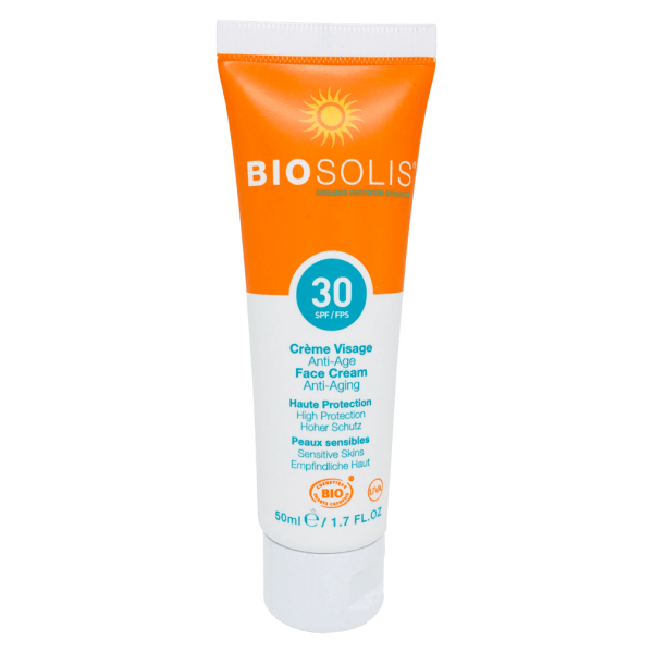 Biosolis Sun Face Cream SPF 30