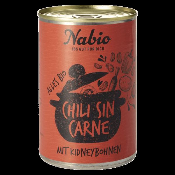 NAbio Bio Chili Sin Carne