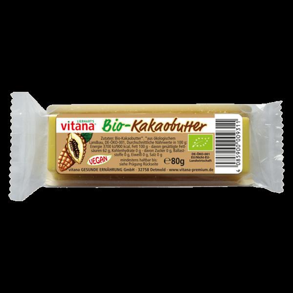 Vitana Bio Kakaobutter