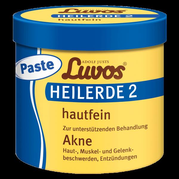 Luvos Heilerde 2 hautfein Paste, 720g