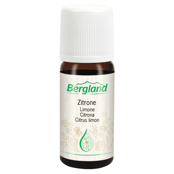 Bergland Zitronen Öl