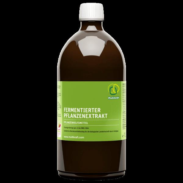 Multikraft FPE (Fermentierter Pflanzenextrakt), 1l
