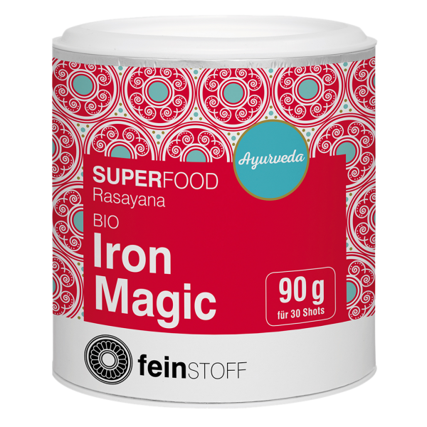 Bio Iron Magic Pulver