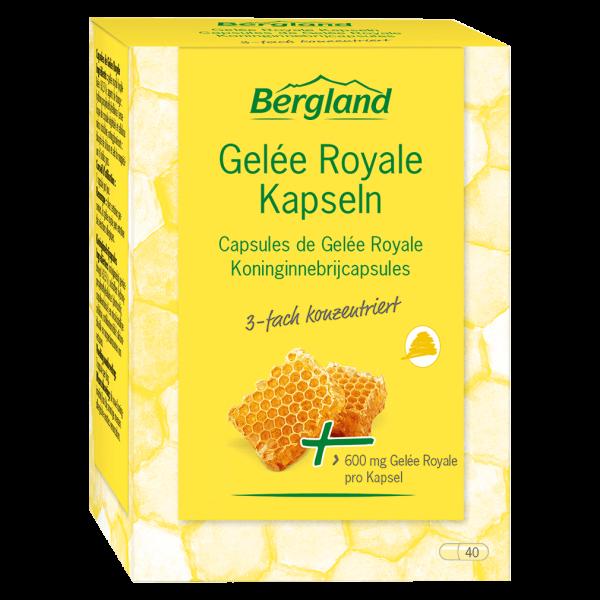 Bergland Gelee Royale Kapseln