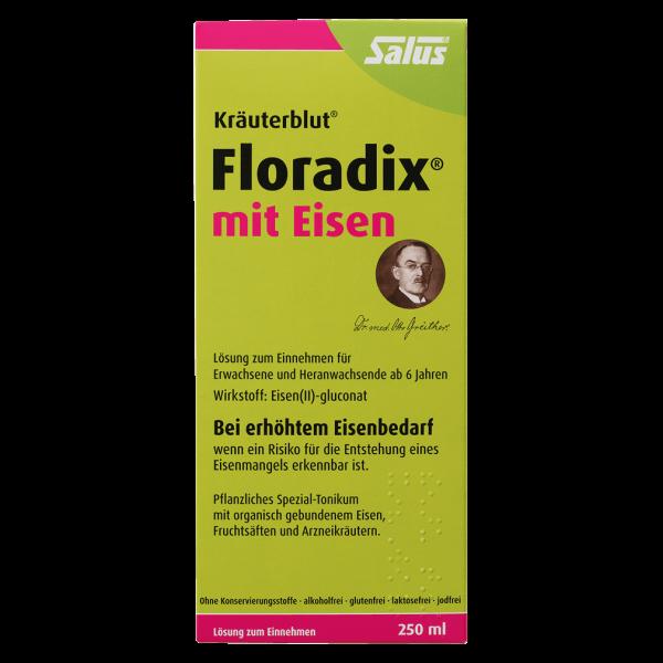 Floradix® mit Eisen Tonikum