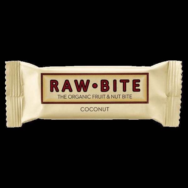 RAW BITE Bio Coconut Riegel