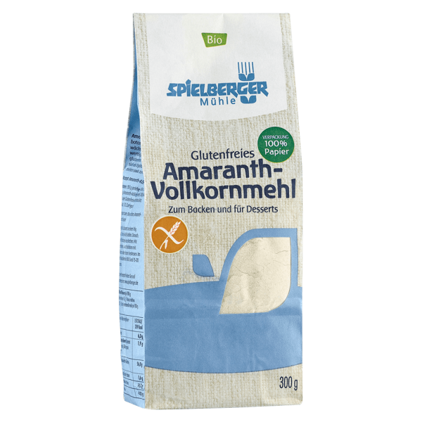 Spielberger Bio Amaranth-Vollkornmehl